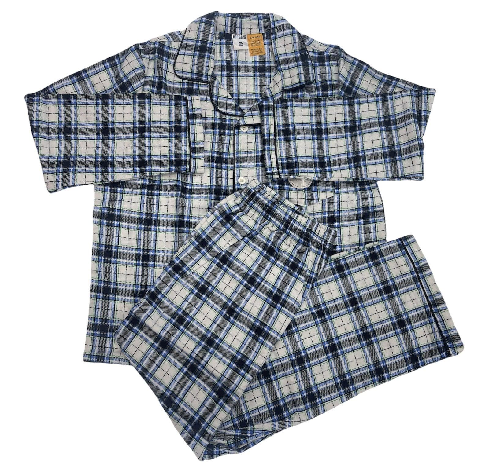Laufschuhe einzigartiges Design erstklassige Qualität KIDS WINTER FLANNELETTE PYJAMAS PJs Boys Girls Flannel Pajamas Pyjama Set PJ