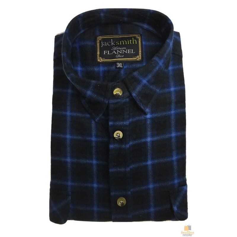 Melbourne Storm NRL LONG Sleeve Button Work Shirt HI VIS YELLOW//NAVY Gift