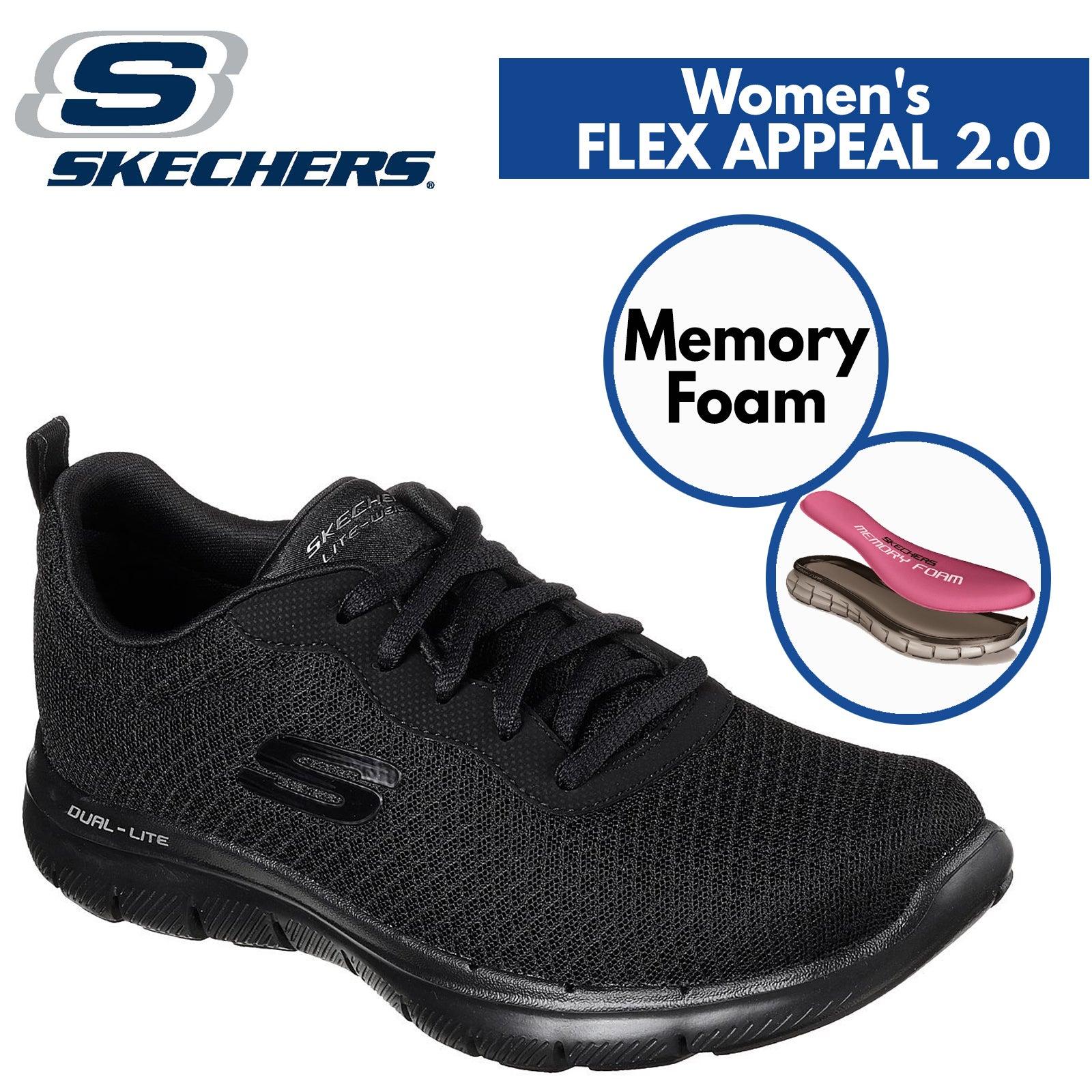 skechers memory foam air