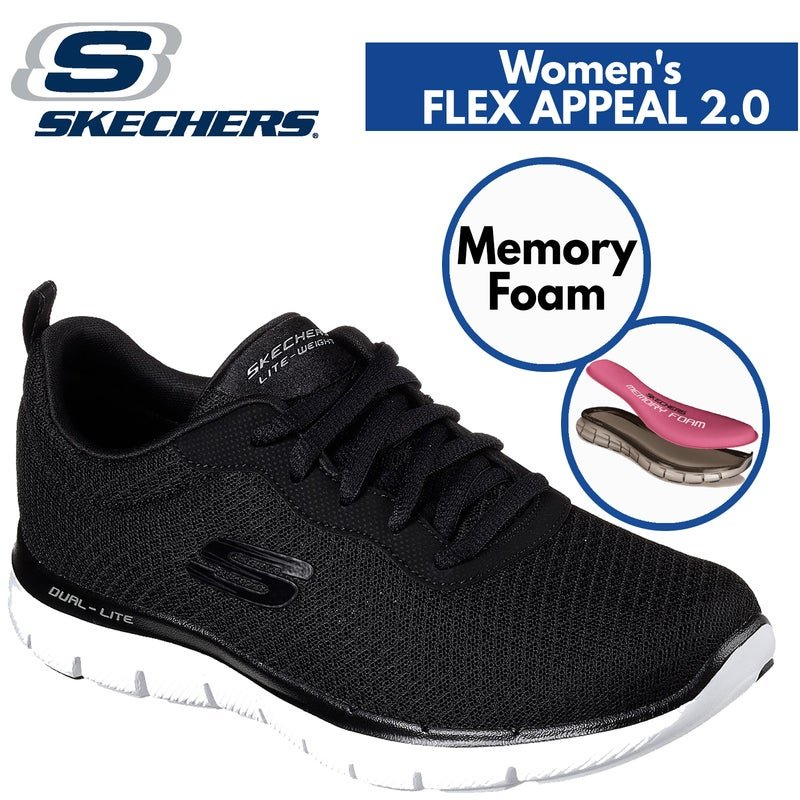 womens memory foam sneakers
