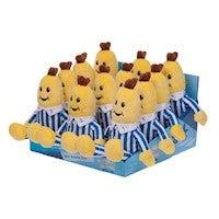 Bananas In Pyjames Classic Beanie Plush Soft Toy 19cm Set of 2