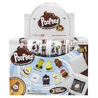 Poopeez Series 1 Capsule Blind Pack - Set of 5