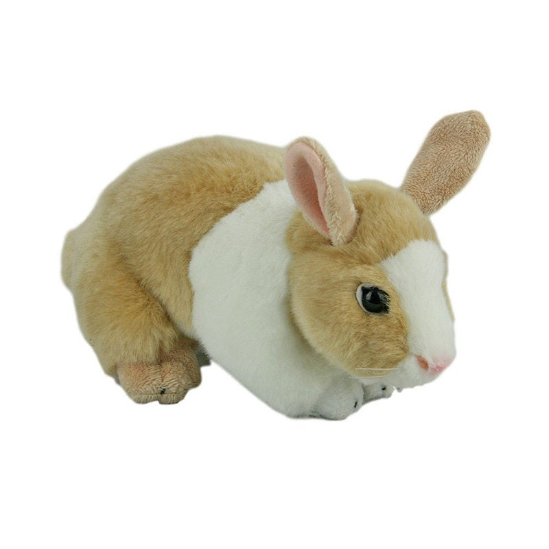 Cotton Bocchetta Plush Toys White Rabbit Bunny 25cm Animal Stuffed Toy