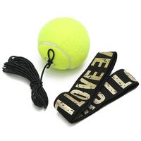 IPRee Fight Ball Boxing Speed Ball With Head Band For Reflex Speed Training Boxing Punch Exercise