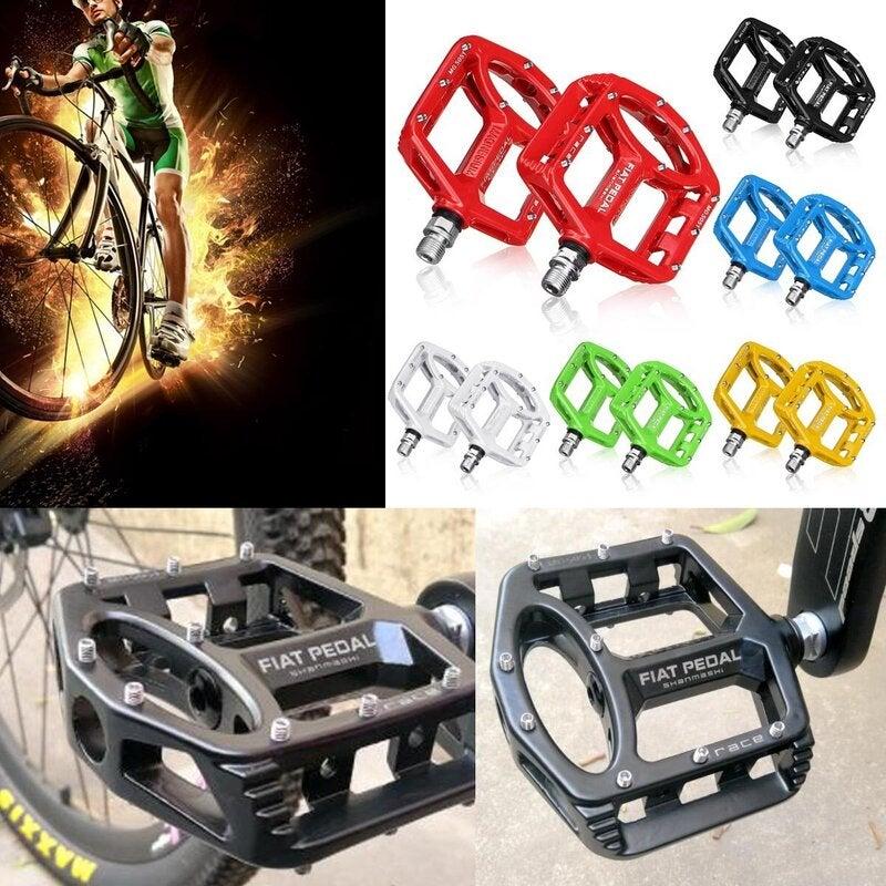 Xpedo BMX Mountain Bike Magnesium Pedals 260g Yellow