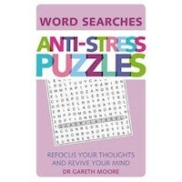 Anti-Stress Puzzles : Word Searches