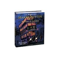 Harry Potter and the Prisoner of Azkaban : Harry Potter Illustrated Edition : Book 3