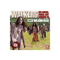 Walkers : The Eaters, Biters and Roamers of The Walking Dead 2019 Square Wall Calendar : 16-Month 2019 Wall Calendar