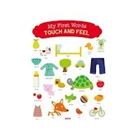 My First Words - Touch and Feel : New Edition