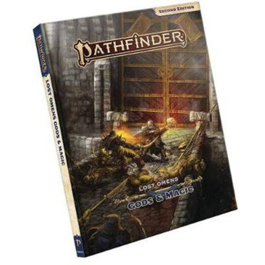 Pathfinder Lost Omens Gods & Magic (P2) | Buy Non-Fiction