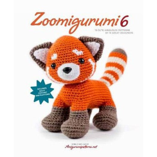Kindle Books Zoomigurumi 7: 15 Cute Amigurumi Patterns by 11 Great D… | 800x800