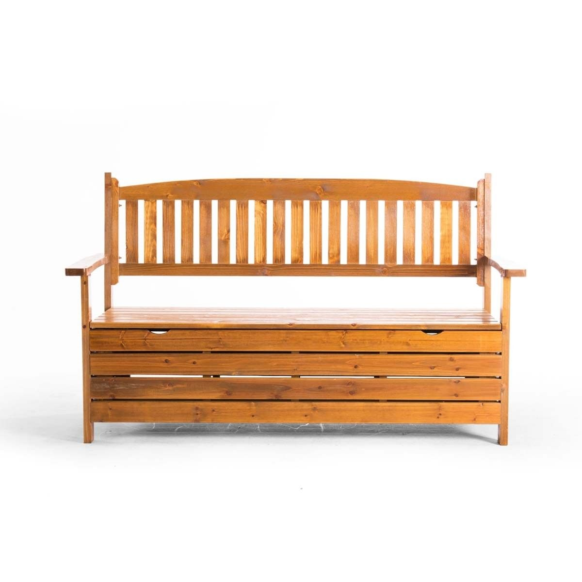 Swell 1 5M Wooden Storage Bench Garden Chest Inzonedesignstudio Interior Chair Design Inzonedesignstudiocom