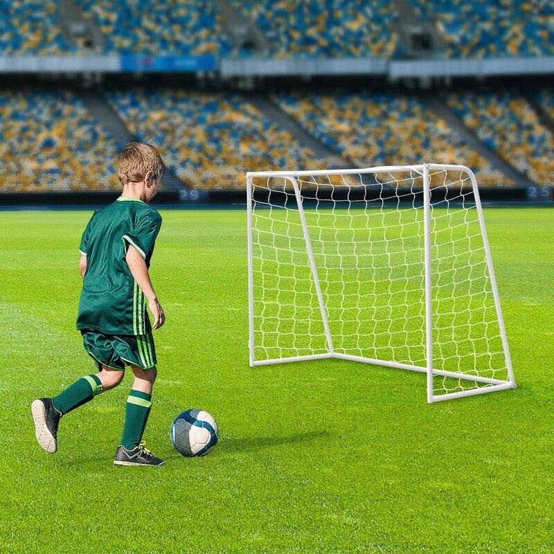 1.2M Steel Soccer Goal with Football Net | Buy Soccer ...