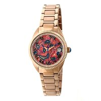 Empress Helena Bracelet Watch w/Date - Rose Gold