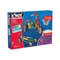 K'Nex Stem Explorations Vehicles Building Set