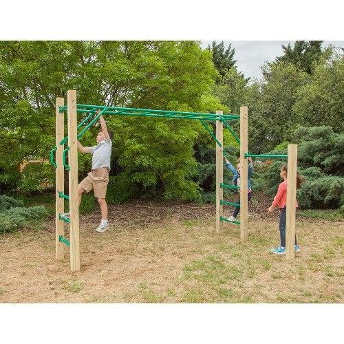 Lifespan Kids Amazon Monkey Bar Set   Buy Outdoor Play ...