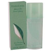 Green Tea By Elizabeth Arden Eau Parfumee Scent Spray 100ml