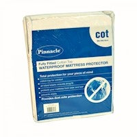 Pinnacle Waterproof Cot Mattress Protector
