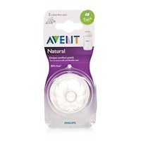 Avent Natural Slow Flow Teat (2 Pack)