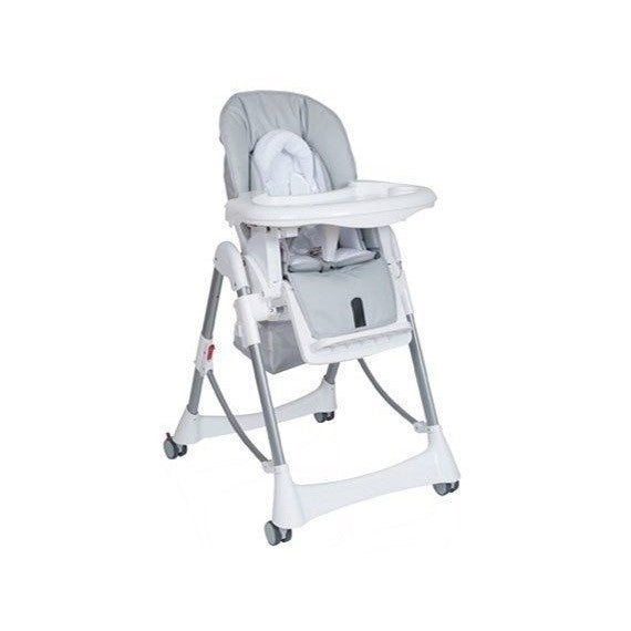 Steelcraft Messina Dlx Hi Lo High Chair Silver Buy High