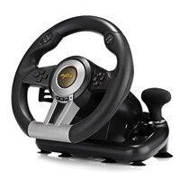 PXN - V3 Pro/V3II Racing Game Steering Wheel with Brake Pedal