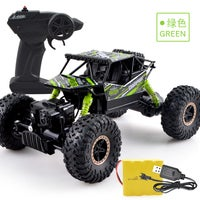 1:18 Scale RC 4WD Off-road Race Truck Toy Wireless Remote Control Off-road Climbing Car