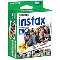 Fujifilm instax Wide Instant Film Photographic Paper for camera