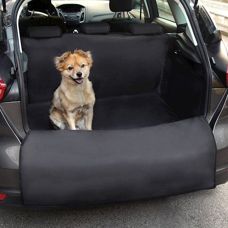 Pet Dog Cat Sleeping Mat Car Trunk /& Cargo Mat Back Boot Liner Cover Waterproof