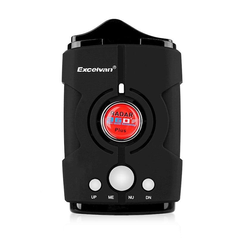 V8 Detector Scanning Advanced Voice Alert Laser Led 360