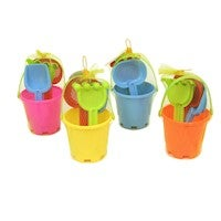 Bucket and Spade Round Castle Set (Small)