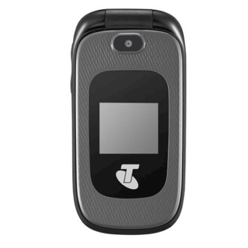 UNLOCKED TELSTRA FLIP ZTE T20 3G FLIP PHONE BLUE TICK\/RURAL\/REGIONAL EASY USE  eBay