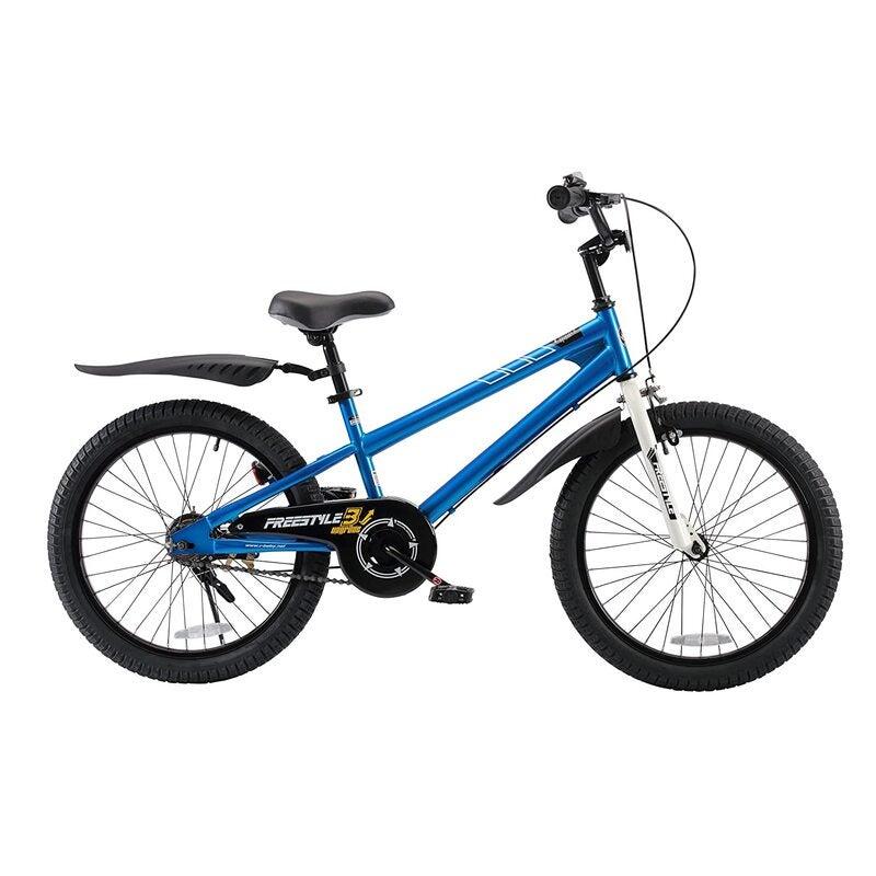 Kids Bike BMX Boys Bicycle Freestyle Cycling 20-Inch Steel Frame Lightweight NEW