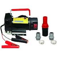 12V Oil Diesel Fuel Transfer Pump