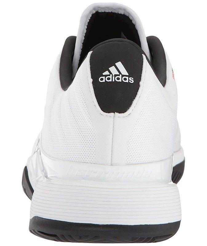 adidas Barricade Team 3 Mens Tennis Shoes Running White