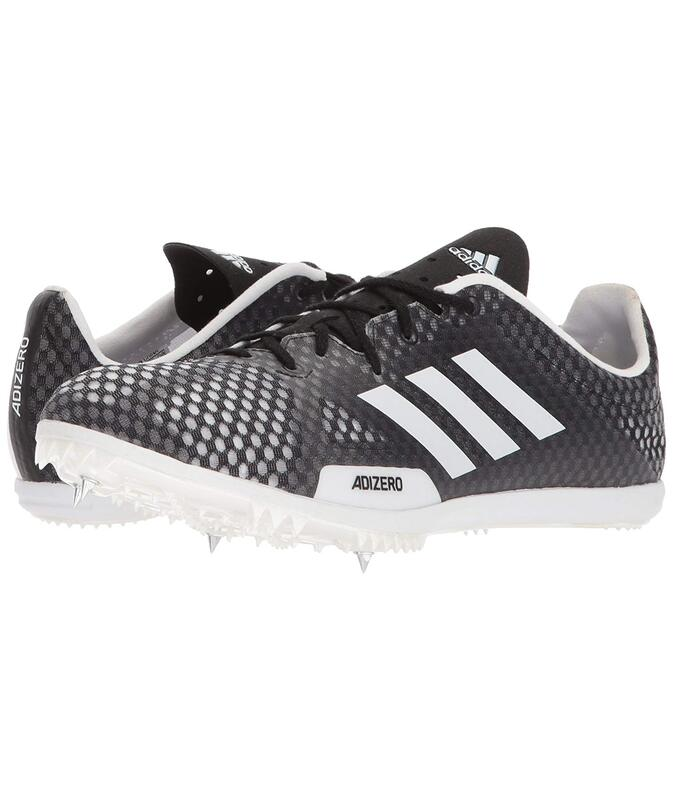 adidas Men's adizero Ambition 4 Spikes Running Shoe solar