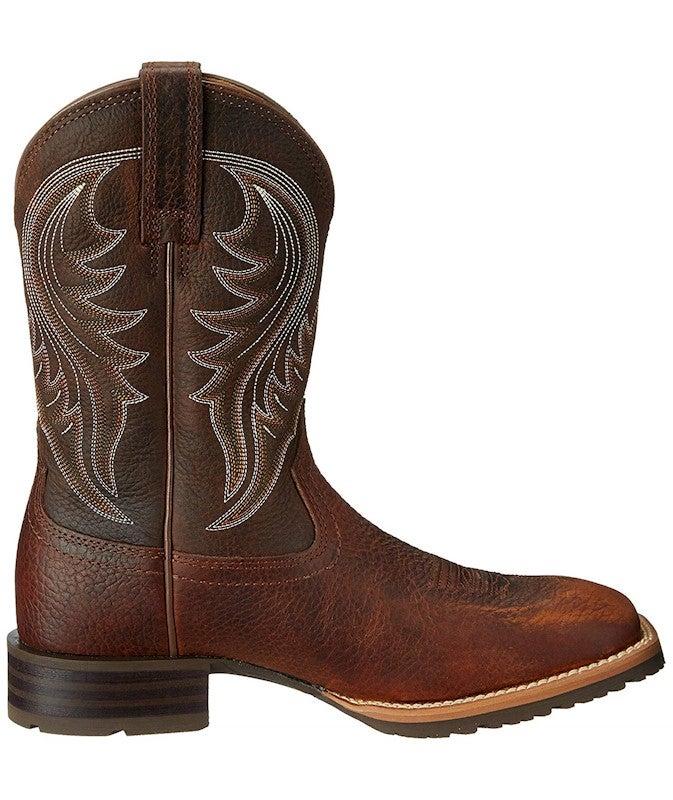 Hybrid Street Side Western Boot