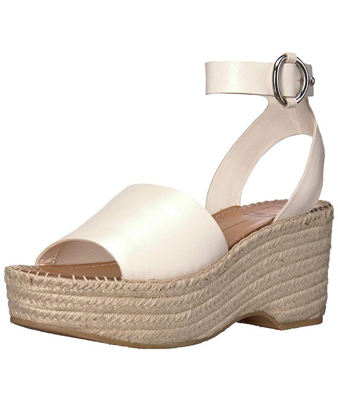 Dolce Vita Women's Lesly Espadrille Wedge Sandal US