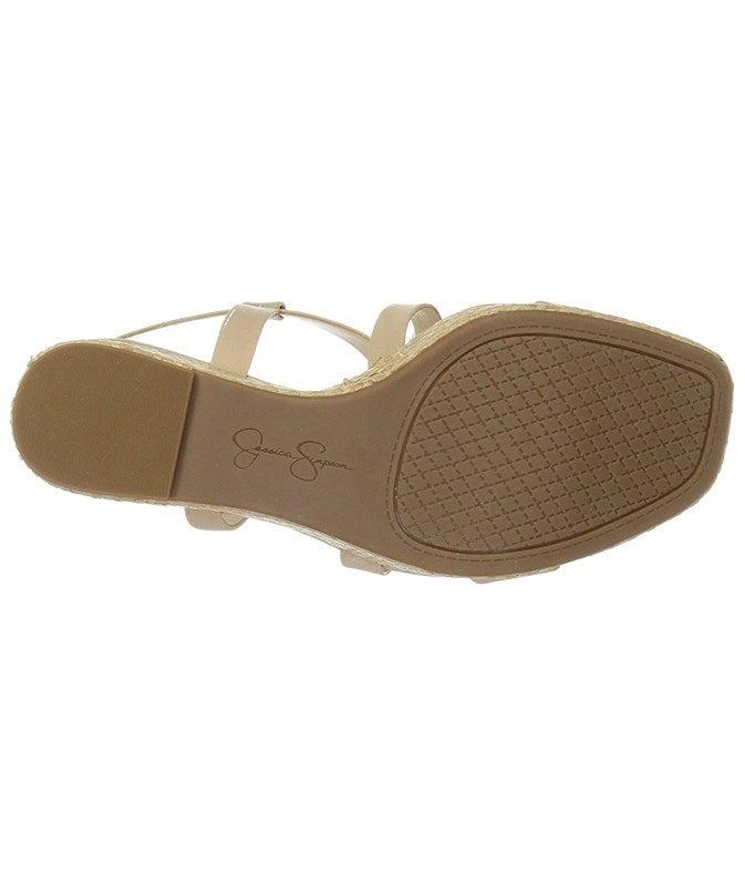 Jessica Simpson Women's Salona Wedge Sandal US