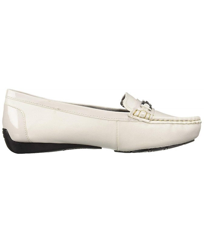LifeStride Womens Vanity Casual Slip on Loafer Driving Style