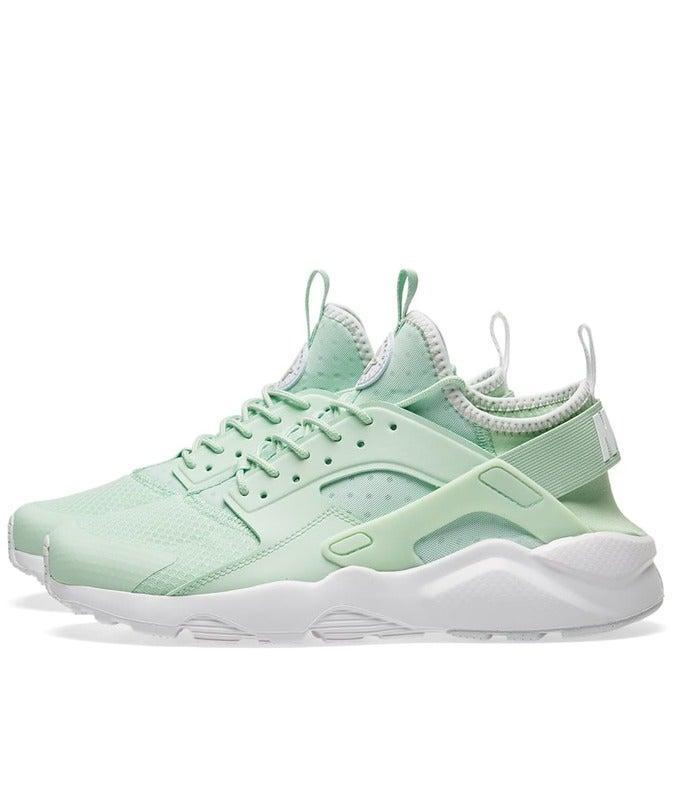 Nike Mens Air Huarache Run Ultra Fabric Low Top Lace Up Running Sneaker US