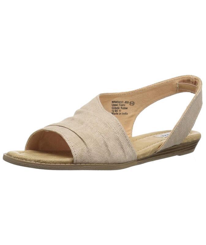 Not Rated Women's Shantelle Wedge Sandal US