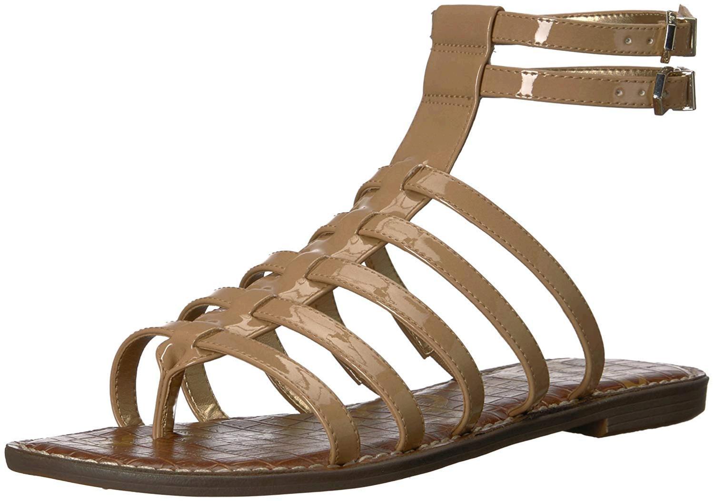 Sam Edelman Women's Gilda Flat Sandal US