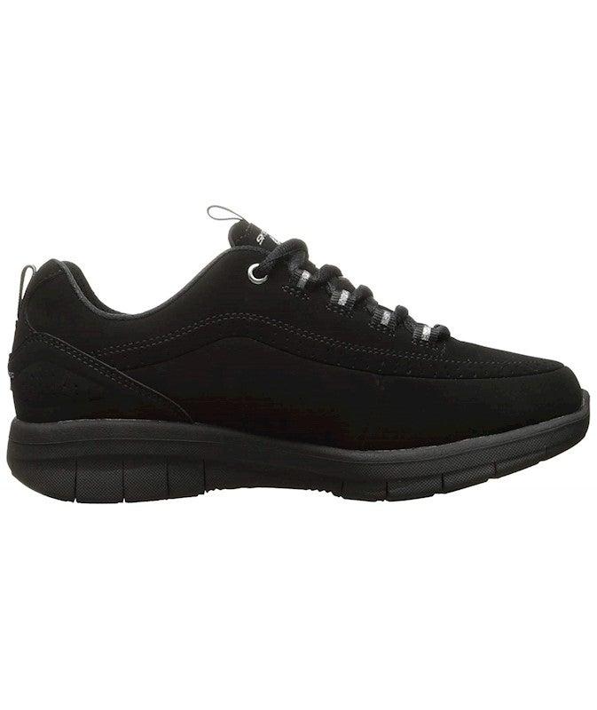 Skechers Women/'s S Ynergy 2.0-Side-Step Wide Fashion Sneaker