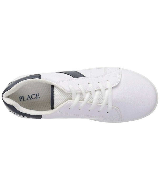 The Childrens Place Kids Low Top Lace-up Sneaker Loafer
