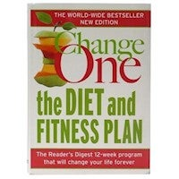 Change One The Diet and Fitness Plan Book