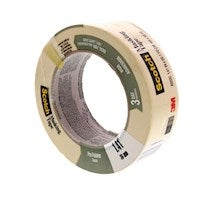 Scotch Masking Tape 36mm x 55mm General Use High Adhesive 3M