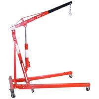 Engine Crane Foldable Folding 1.5 Ton Heavy Duty 8 Ton Ram & Adjustable Legs