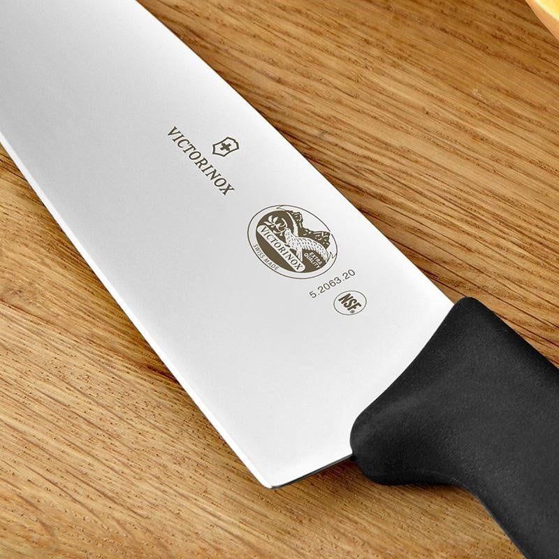 Victorinox Fibrox Cooks Carving Extra Wide Blade Knife