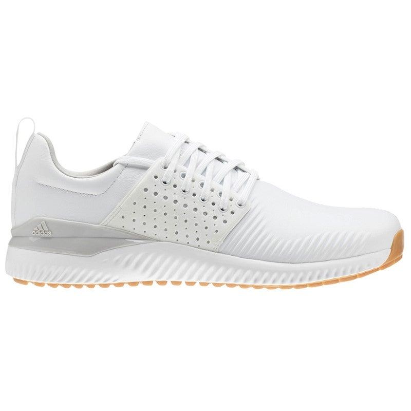 jardín nativo Involucrado  Adidas Adicross Bounce Leather Golf Shoes - FTWR White/Grey | Buy Mens  Sports Shoes - 4060509504269