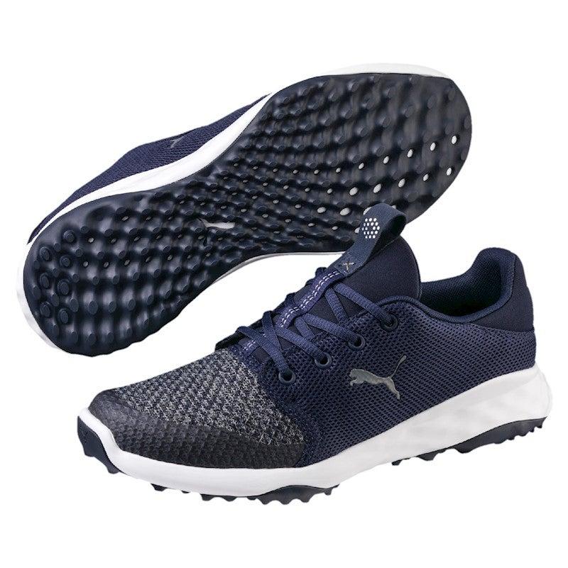 Puma Grip Fusion Sport Golf Shoes Peacoat